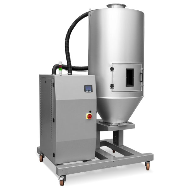 prodotti drying dp160 300l hopper