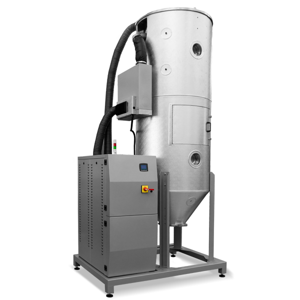 prodotti drying dp630 1200l hopper
