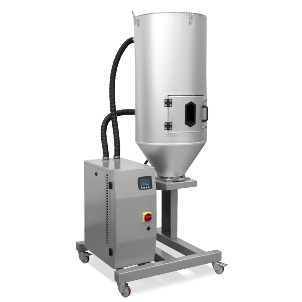 prodotti drying dp80 150l hopper