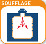 soufflage